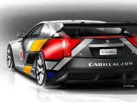 2011 Cadillac CTS-V Coupe Race Car, 3 of 3