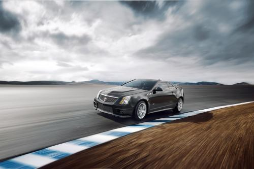 thumbs 2011 Cadillac CTS-V Coupe, 1 of 10