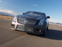 2011 Cadillac CTS-V Coupe, 7 of 10