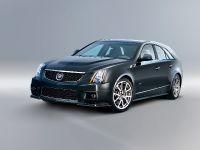 2011 Cadillac CTS-V Sport Wagon, 4 of 13