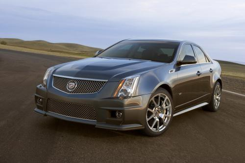 Cadillac CTS-V - Best Performance Car