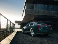 2011 Cadillac CTS-V, 9 of 12