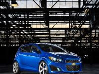 2011 Chevrolet Aveo RS, 3 of 16
