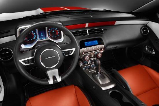 Chevrolet Camaro SS Convertible Indianapolis 500 Pace Car