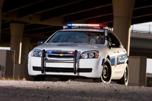 Watch Out - 2011 Chevrolet Caprice в полицейский автомобиль с 355 лошадиных сил