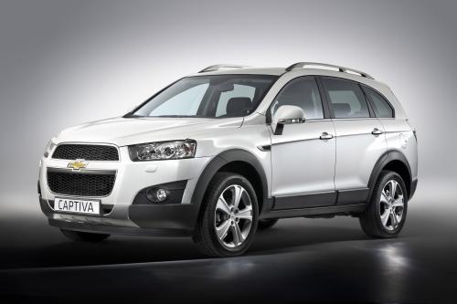 2011 Chevrolet Captiva - тем лучше внедорожник