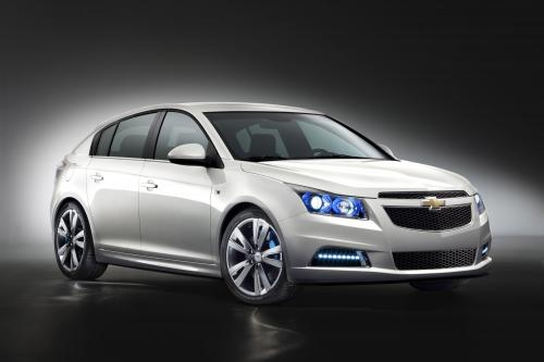 2011 Chevrolet Cruze Hatchback скоро появятся на рынке