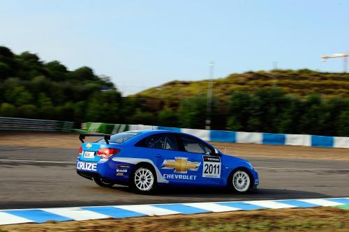 WTCC 2011 Chevrolet Cruze 1.6 turbo