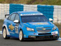 2011 Chevrolet Cruze WTCC Jerez testing, 1 of 2