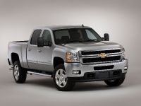 2011 Chevrolet Silverado 2500 HD LTZ, 3 of 11