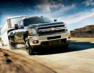 2011 Chevrolet Silverado 3500 HD, 2 of 2