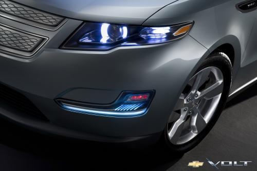 Chevrolet Volt General Motors Ведет В Свой Второй Век