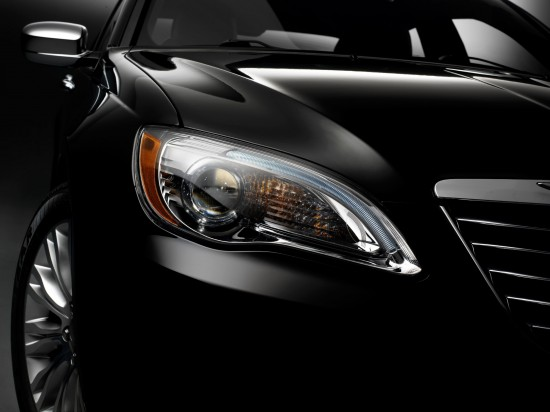 Chrysler 200 Sedan