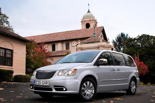2011 Chrysler Grand Voyager