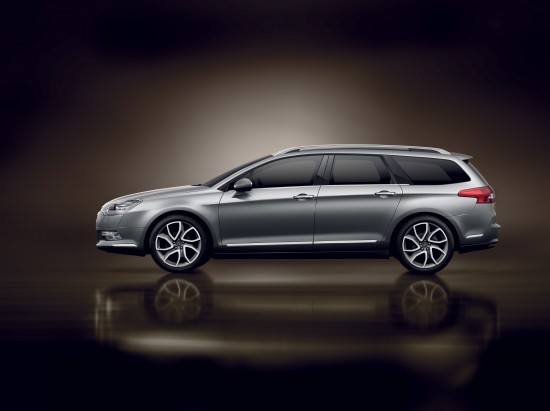 Citroen C5 facelift