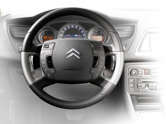 Citroen C5 facelift