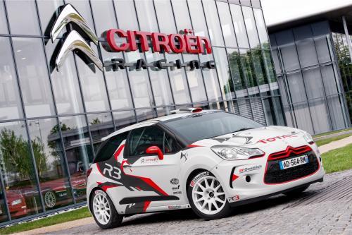 Citroen DS3 R3 будет стать новым лидером в ралли