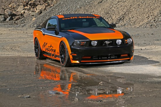 Design World Ford Mustang