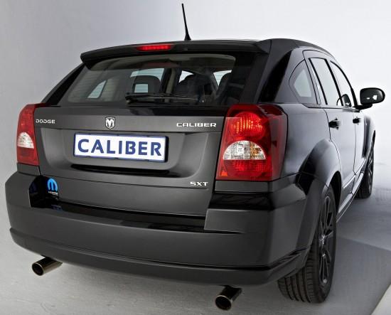 Dodge Caliber Mopar Edition