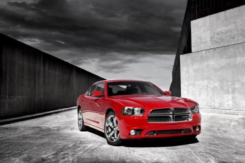 2011 Dodge Charger - первые изображения