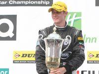 2011 Dunlop BTCC Donington Park round 2, 3 of 4