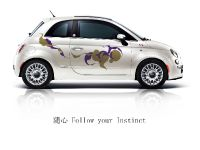 2011 Fiat 500 First Edition, 4 of 5