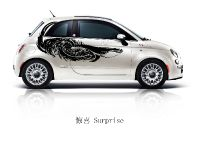 2011 Fiat 500 First Edition, 5 of 5