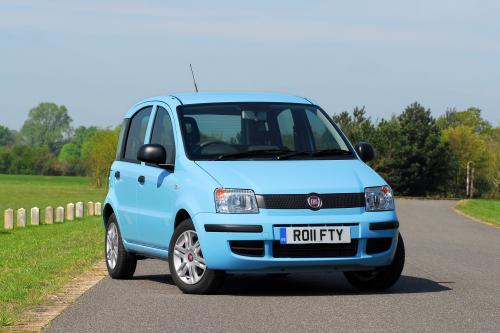 2011 Fiat Panda 1.2 Active Цена - £6 645
