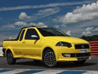 2011 Fiat Strada Sporting, 8 of 18