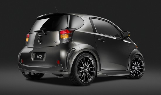 Five Axis Scion iQ