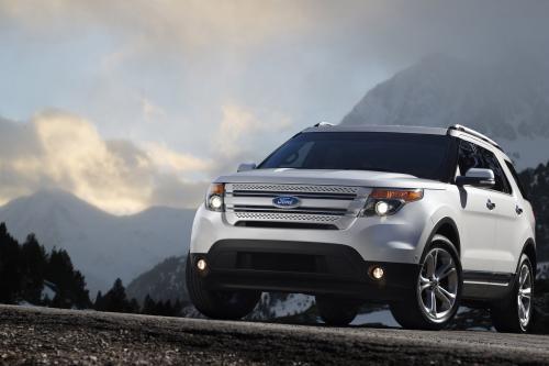 2011 Ford Explorer - выдающийся внедорожник