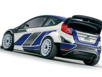 2011 Ford Fiesta WRC, 1 of 3