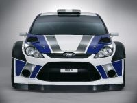 2011 Ford Fiesta WRC, 2 of 3