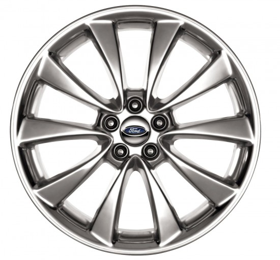 Ford Flex Titanium