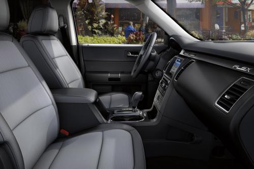 Ford раскрывает 2011 Flex Titanium edition