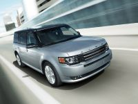 2011 Ford Flex Titanium, 2 of 5
