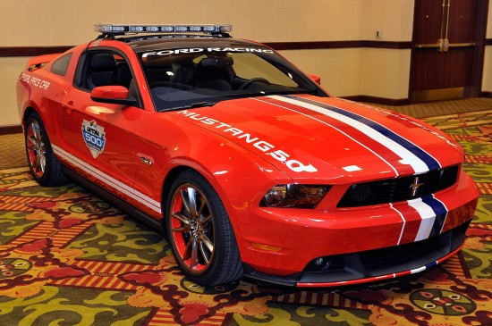 Ford Mustang GT Official Pace Car