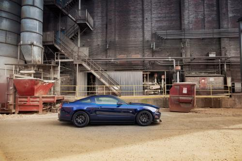 2011 Ford Mustang RTR - high-end drift машина