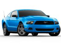 2011 Ford Mustang V-6, 17 of 19