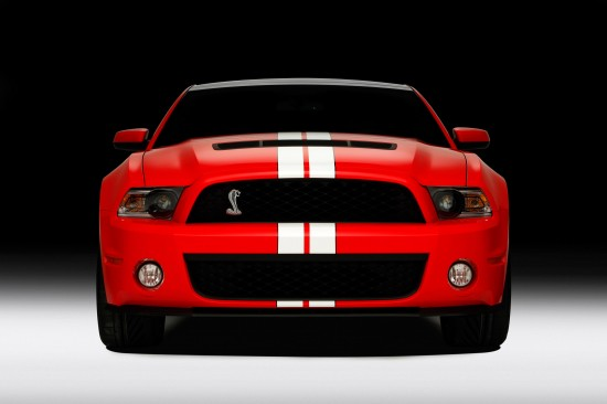 Ford Shelby GT500 SVT