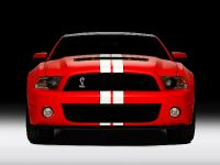 2011 Ford Shelby GT500 SVT Performance Package