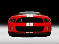 2011 Ford Shelby GT500 SVT, 4 of 11