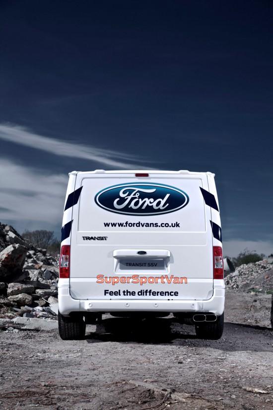 Ford Transit SuperSportVan