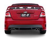 2011 FPV GT-P, 15 of 22