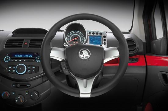 Holden Barina Spark CDX