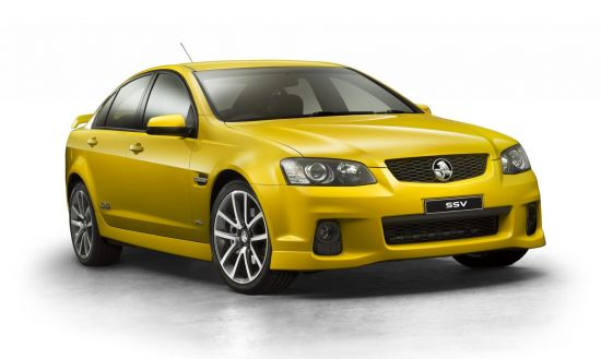 Holden Commodore SSV VE II
