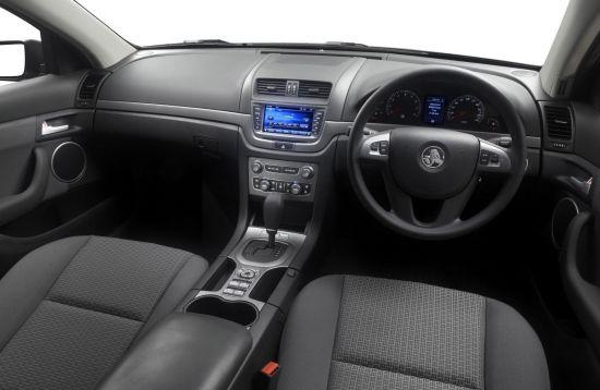 Holden Commodore SSV VE II