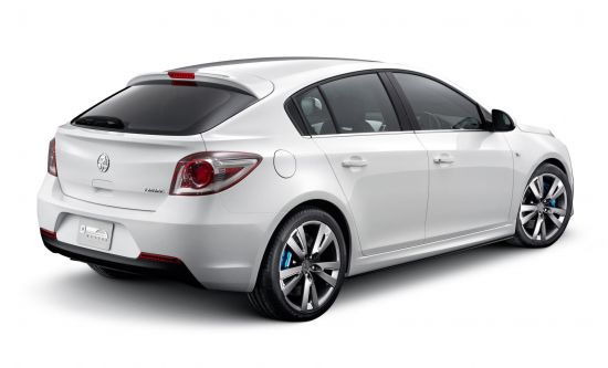 Holden Cruze Show Car
