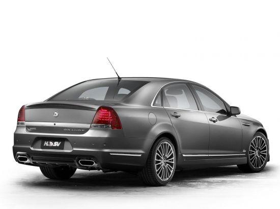 Holden HSV Grange WM3
