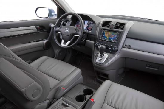 Honda CR-V (EX-L with Navigation)